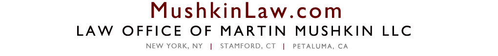 Law Office of Martin Mushkin LLC logo